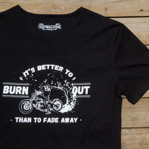 T-Shirt Burnout
