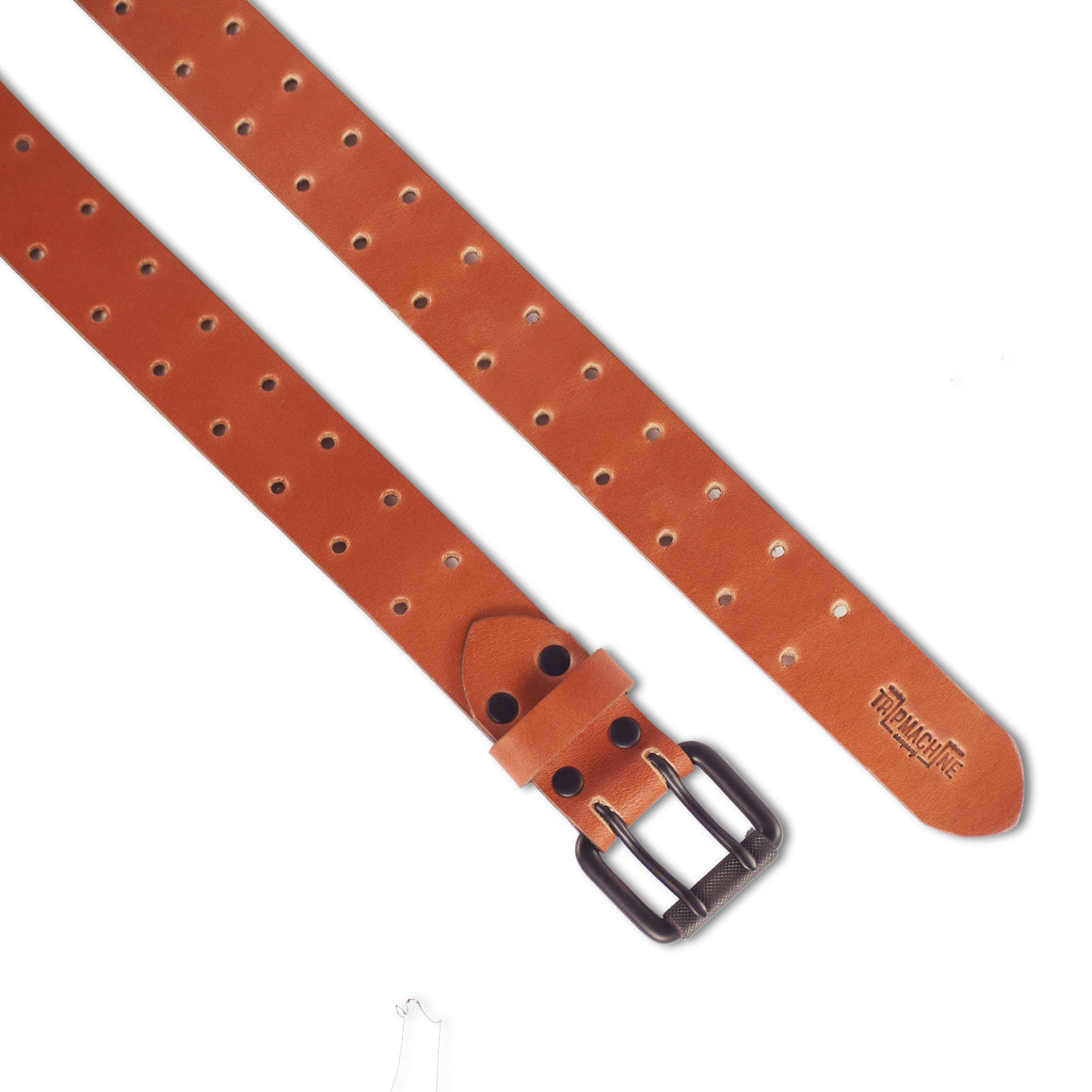 Belt - Vintage Tan Double Pin