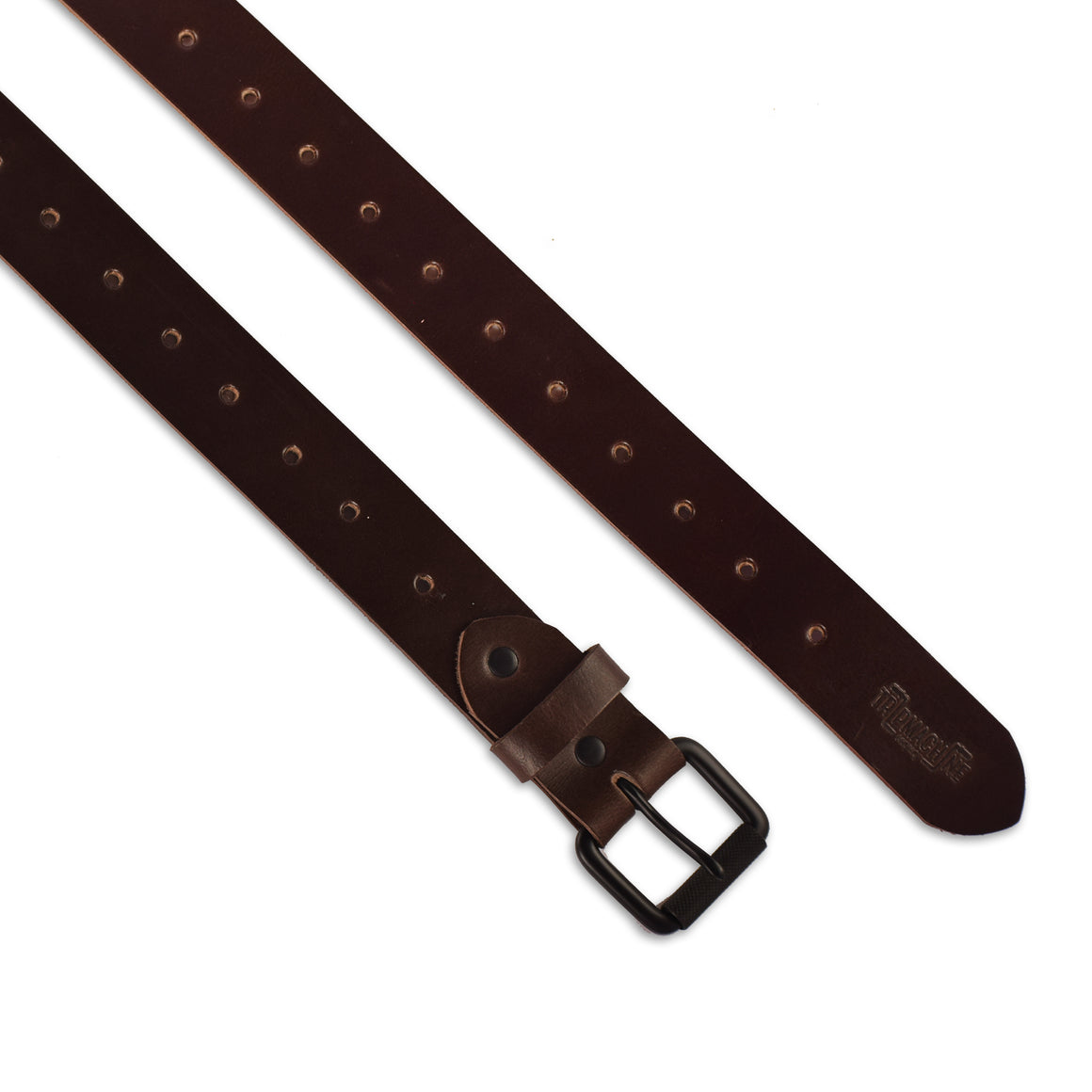 Belt - Tobacco Brown Single Pin