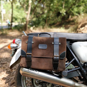 Hybrid Saddlebag Warrior Black