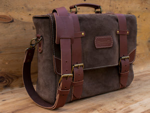 Hybrid Saddlebag Warrior Chestnut