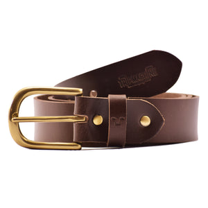 Classic Belt Tobacco Brown