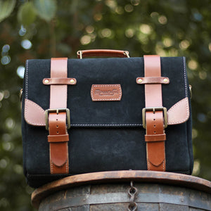 Hybrid Saddlebag Warrior Tan Black