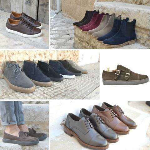 The 6 Shoes Every Man Needs in His Closet - Ofanto Italy