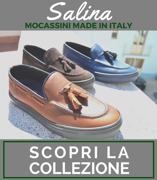 Slip-on e Mocassini Ofanto Italy