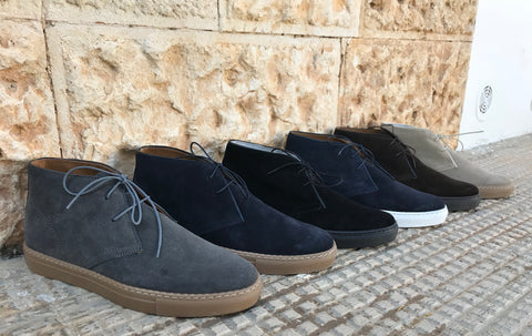 Desert Boots Sanremo, Ofanto Made in Italy