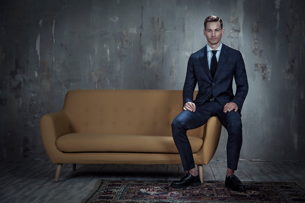 havana&co, made in italy, elegant men's suits - ofanto italy
