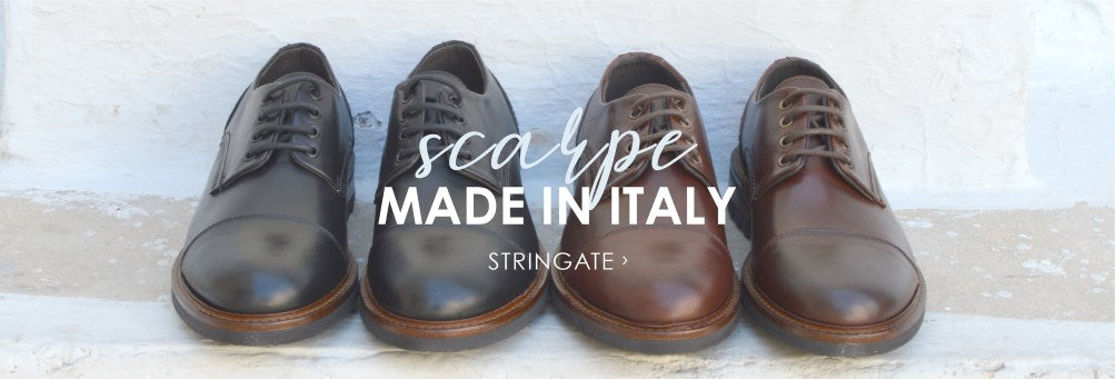 Made in Italy Spring Summer 2016 Slip-Ons for Men