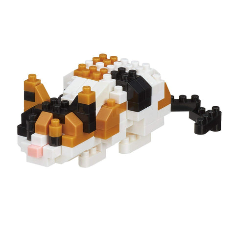 nanoblock Calico Cat NBC 265