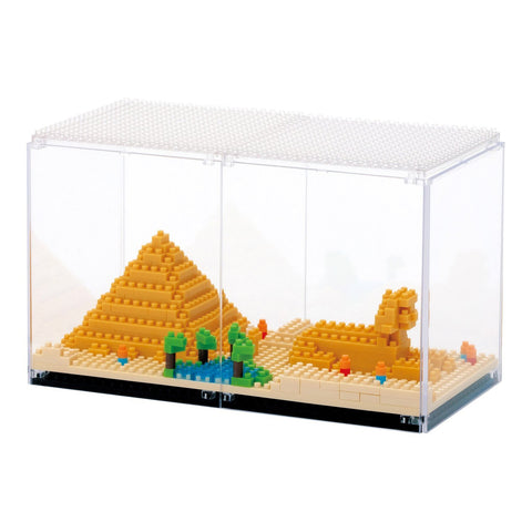 nanoblock Display Case NB-012