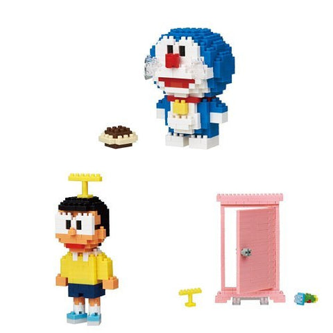 nanoblock Doraemon Bundle