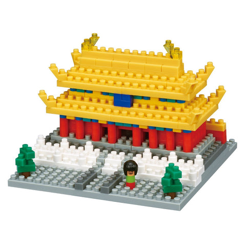 nanoblock Forbidden City NBH 145
