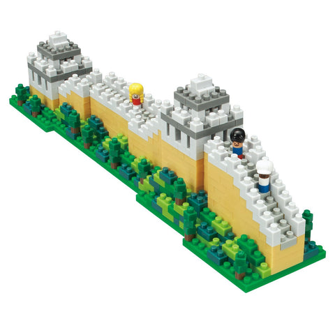 nanoblock Great Wall Of China NBH 136