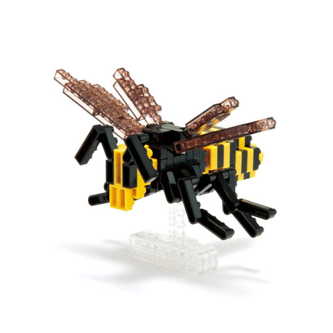 nanoblock Asian Giant Hornet IST 005