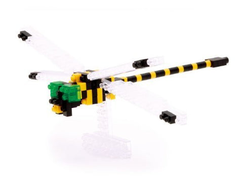 nanoblock Golden-ringed Dragonfly IST 006