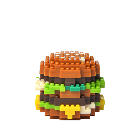 McDonald's nanoblock Big Mac