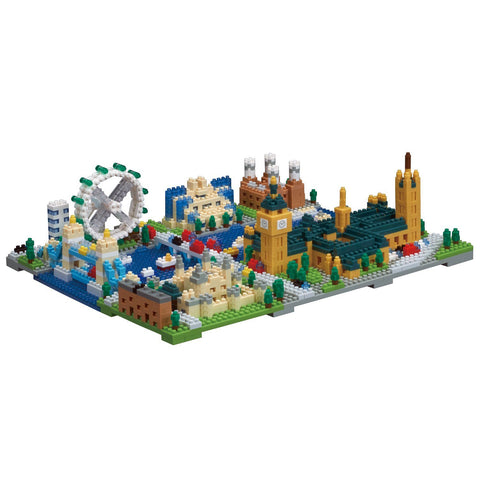 nanoblock London City Deluxe Edition NB 029