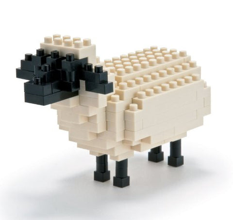 nanoblock Sheep NBC 054