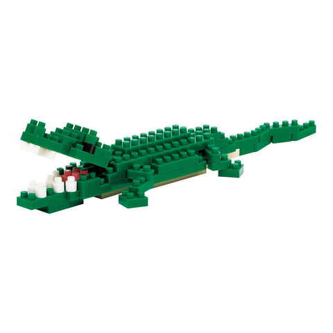 nanoblock Nile Crocodile NBC 058