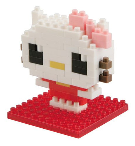 nanoblock Hello Kitty NBCC 010