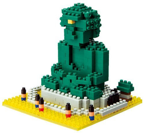 nanoblock Great Buddha of Kamakura NBH 021