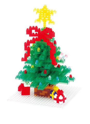 nanoblock Big X'mas Tree 2013 NBH 058