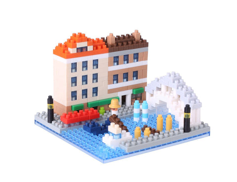 nanoblock Capital Venezia Dell Acqua NBH 092