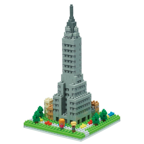 nanoblock Chrysler Building NBH 139