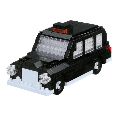nanoblock Taxi of London NBH 141