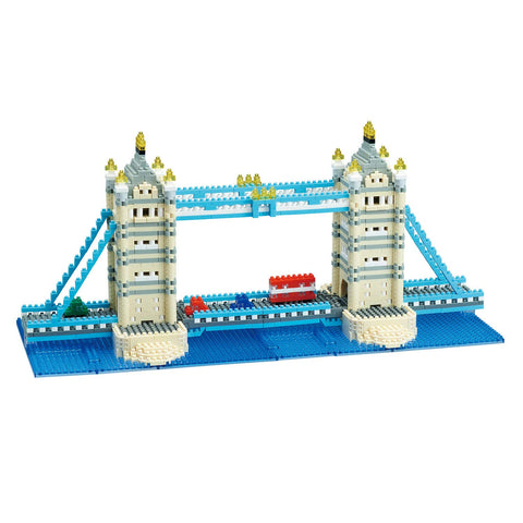 nanoblock Tower Bridge Deluxe Edition NB 045
