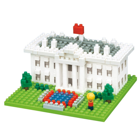 nanoblock The White House NBH 144