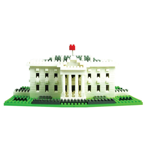 nanoblock White House NBA 003