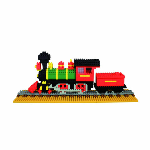 nanoblock Steam Locomotive 440 NBA 007