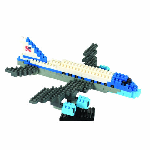 nanoblock Air Force One NBA 008