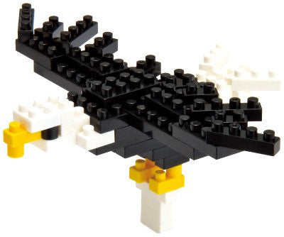 nanoblock Bald Eagle NBCO 002