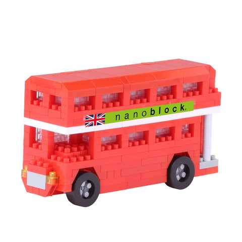 nanoblock London Bus NBH 113