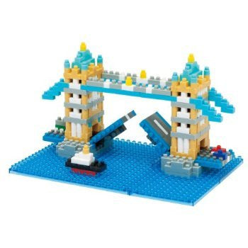 nanoblock Tower Bridge NBH_065