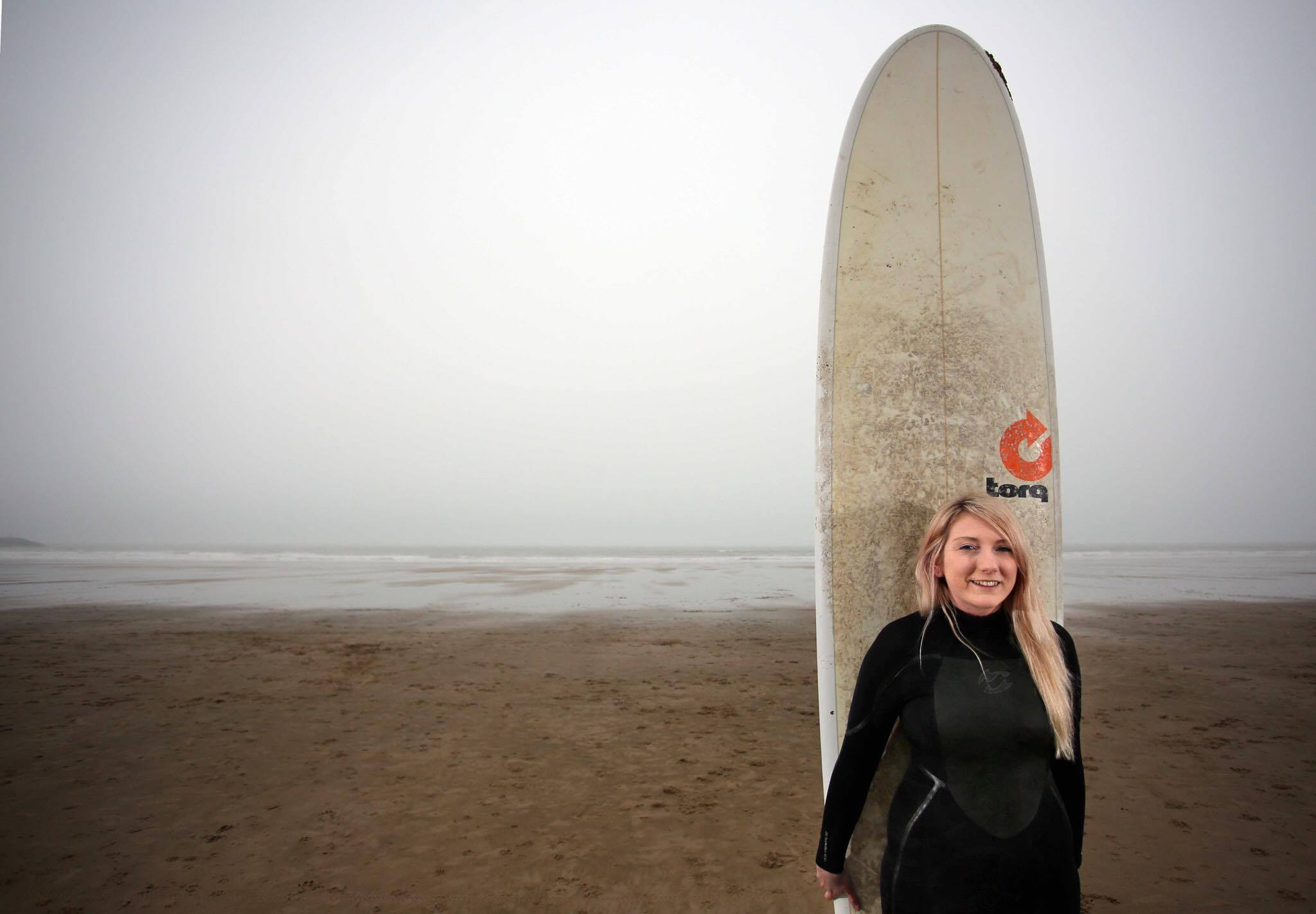 Meet Surf Senioritas Co-Founder Dani