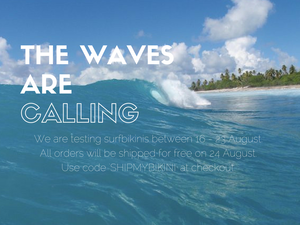 The Waves Are Calling