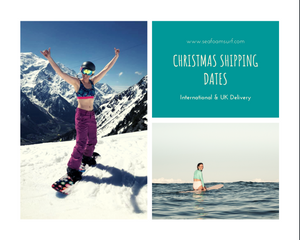 Christmas Shipping Dates 2019