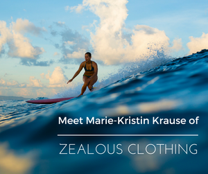 Meet Zealous Clothing founder Marie-Kristin Krause