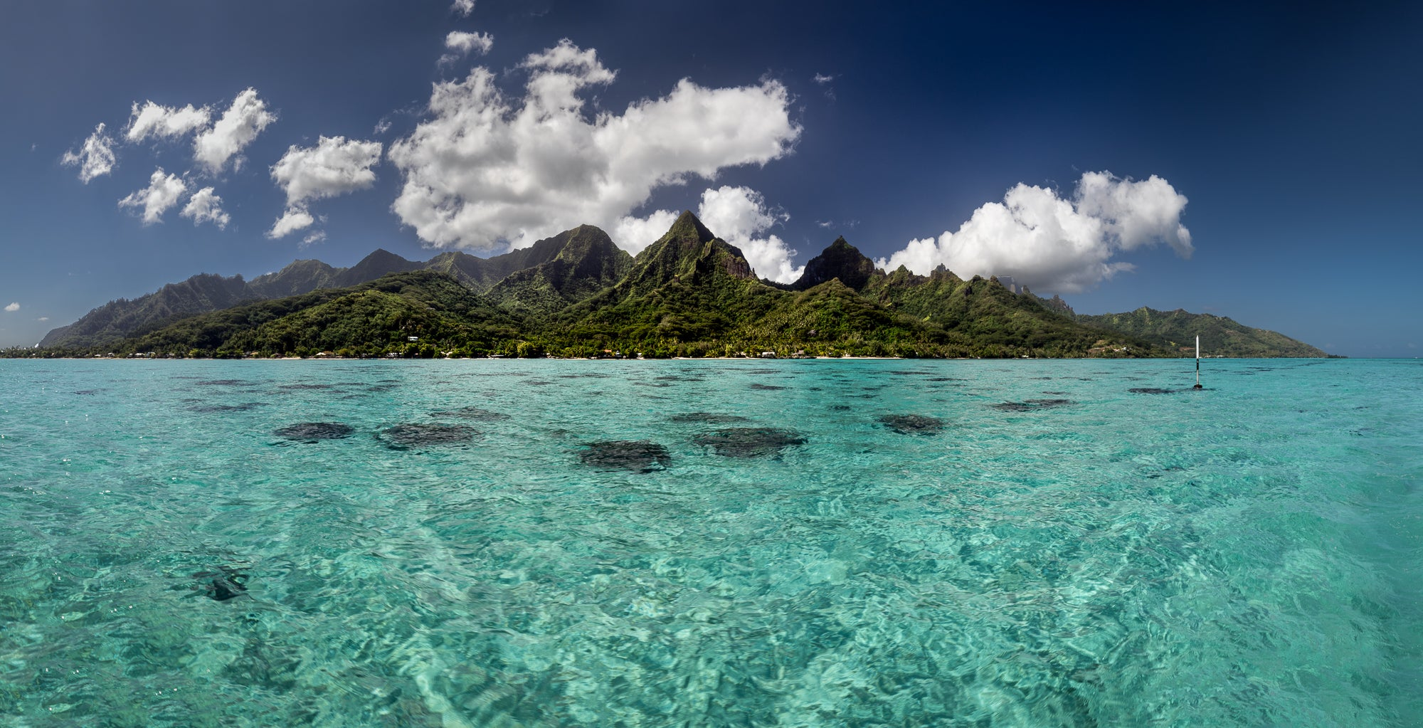 Moorea French Polynesia Private Boat Tours