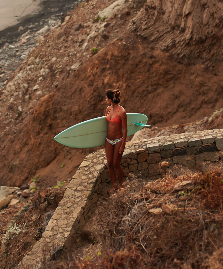 Oy Surf Apparel Borneo Bottoms Eden Burnt Orange