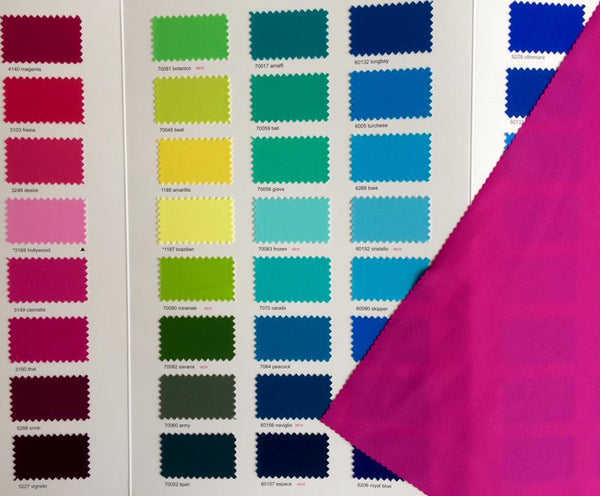 Recycled Fabric Swatches