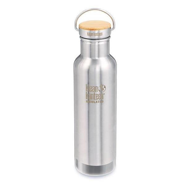 Klean Kanteen Insulated Reflect 20oz Brushed Stainless Steel