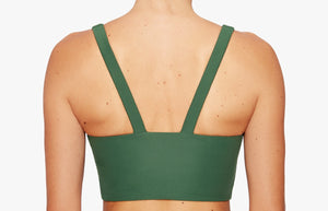 Oy Surf Apparel Elin Yoga Top Arabesque Eco Recycled
