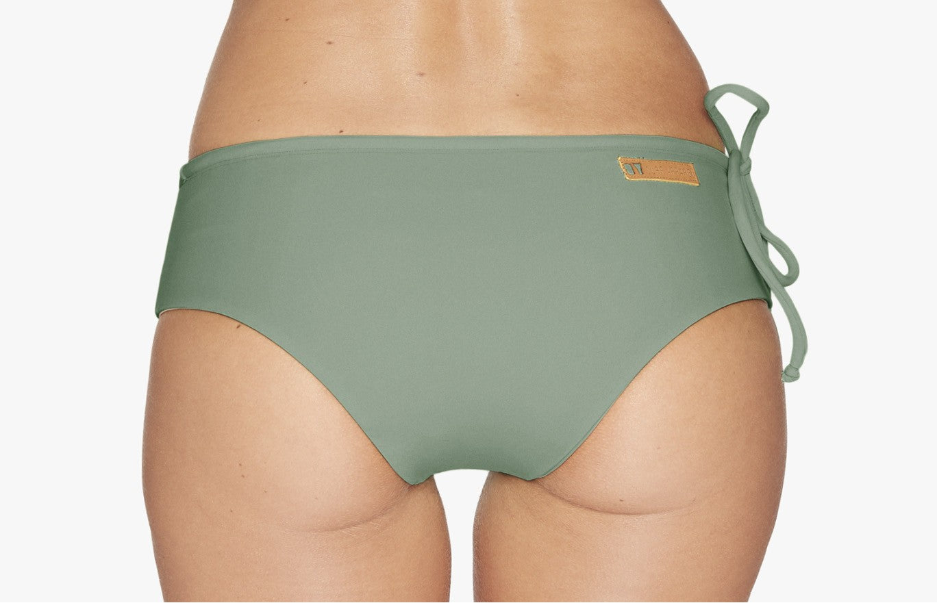 Oy Surf Apparel Papua Bikini Bottoms Appeal Moss