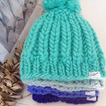 Load image into Gallery viewer, CUSTOM Seafoam Beanie