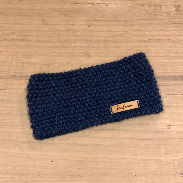 Hossegor Headband - Spotted Blue