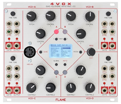 Flame Vox Polyphonic Module